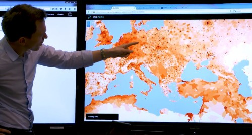 IBM's PAIRS Geoscope helps developers wrangle geospatial data