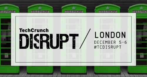 Two investors who like to shoot from the hip are at Disrupt London, next week