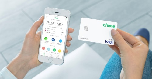 Chime raises $18 million for mobile banking without the fees – TechCrunch