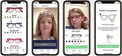 Fitz Frames, with $2.5M in seed funding, wants your kid to have custom glasses