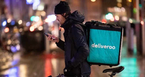 Amazon leads $575M investment in Deliveroo