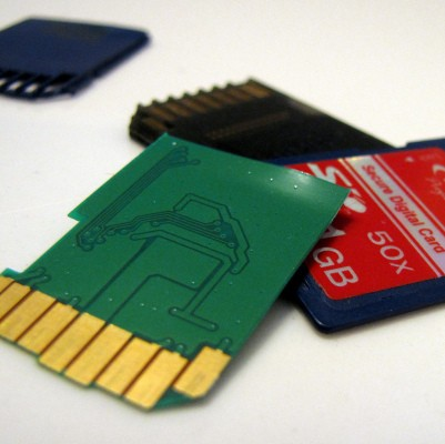 SD Cards Aren't As Secure As We Think
