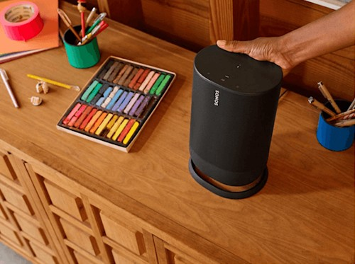 Sonos Bluetooth-enabled, battery-powered speaker leaks ahead of official launch