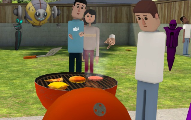 Social virtual reality startup AltspaceVR may not be dead after all – TechCrunch