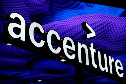 Accenture announces intent to buy French cloud consulting firm