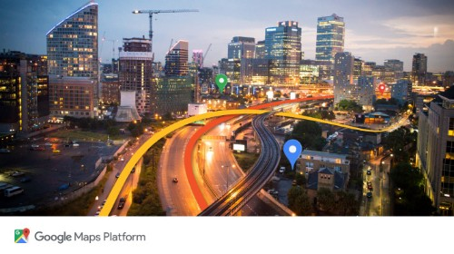 Google revamps its Google Maps developer platform