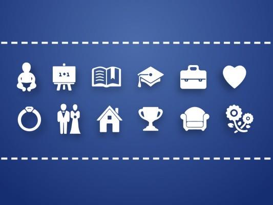 A Facebook Life