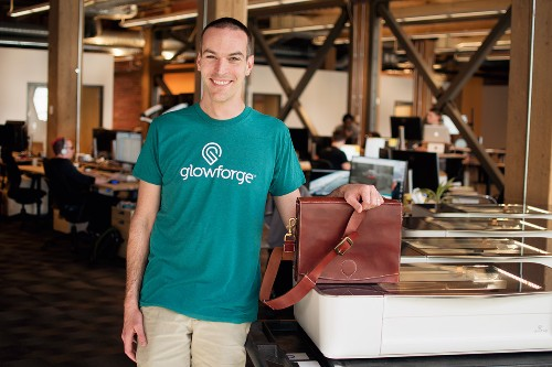 Glowforge raises $22 million to popularize its 3-D laser printers, catalog of materials