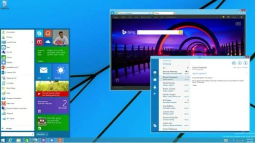 Windows 8 Start Menu May Not Hit The Market Until 2015
