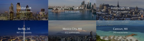 OpenTable rolls separate country apps into single app with global booking