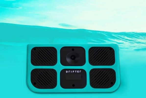 Drifter Is A Waterproof Speaker That Lets You Leave Your Smartphone Behind