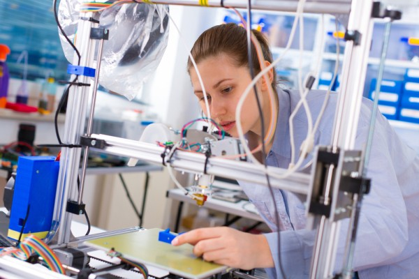 The Influence Of Education On The 3D Printing Industry
