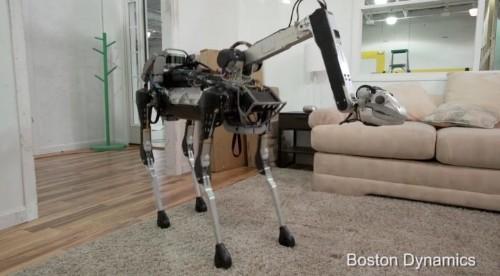 SoftBank is buying robotics firms Boston Dynamics and Schaft from Alphabet
