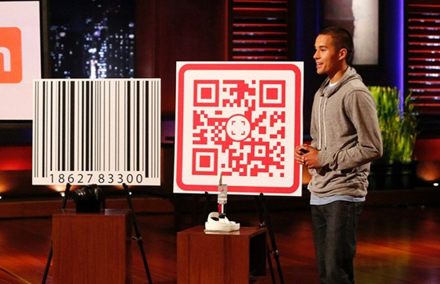 "How A Startup Accidentally ""Hacked"" Shark Tank With A QR Code"