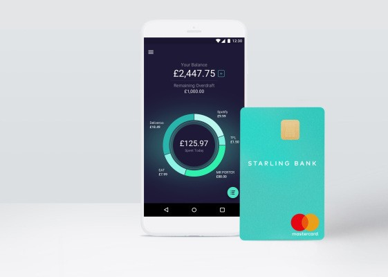 Starling Bank isn't furloughing permanent staff after all – TechCrunch