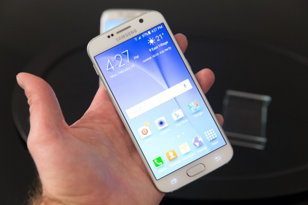 Samsung Will Sell The Galaxy S6 And S6 Edge Without Its Logo In Japan