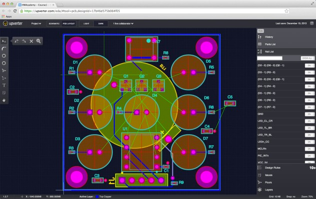 Upverter Raises $2.3M To Be The Online Collaboration Layer For Hardware Engineering
