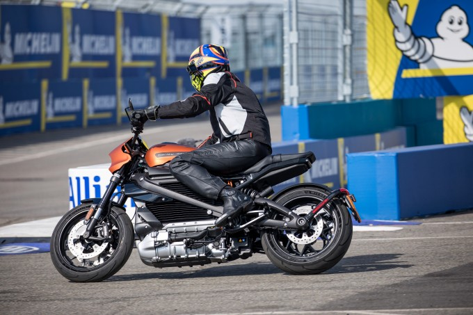 Harley Davidson has resumed production of the LiveWire
