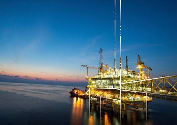 Nvidia and GE's Baker Hughes team on AI for oil and gas