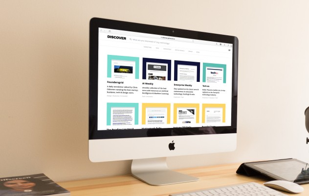 Revue Discover helps you find and subscribe to more awesome personal newsletters – TechCrunch
