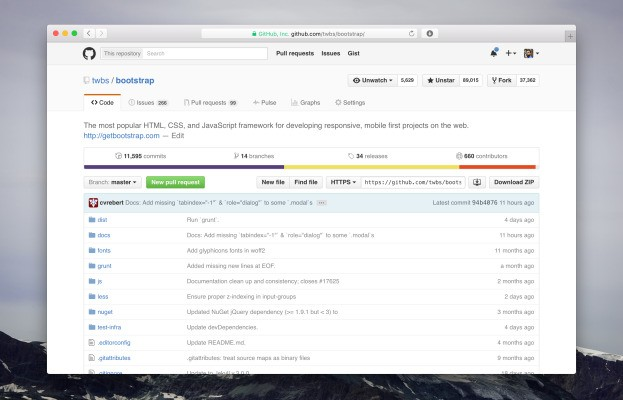 GitHub Updates Its Enterprise Product With Clustering Support, Updated Design – TechCrunch