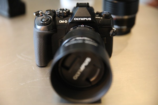 The Olympus OM-D E-M1 Mark II might be the most flexible mirrorless camera