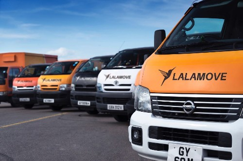 Logistics on-demand startup Lalamove raises $100M as it approaches a $1B valuation