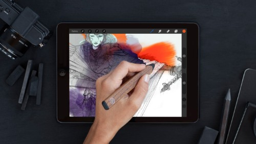 FiftyThree Releases SDK So Third-Party Apps Can Use Its Pencil Stylus