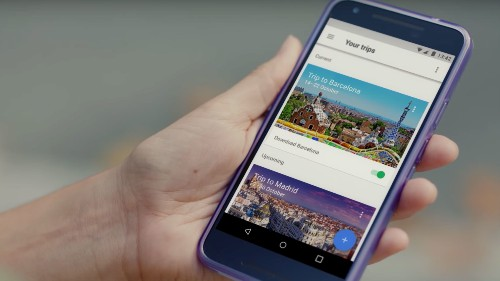 Personalized travel planner Google Trips gets better at handling your reservations