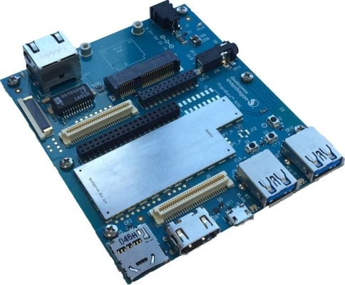 Qualcomm launches its premium 820E embedded platform for IoT developers