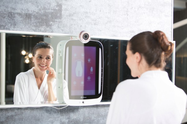What is a smart mirror and why do so many companies think you want one?