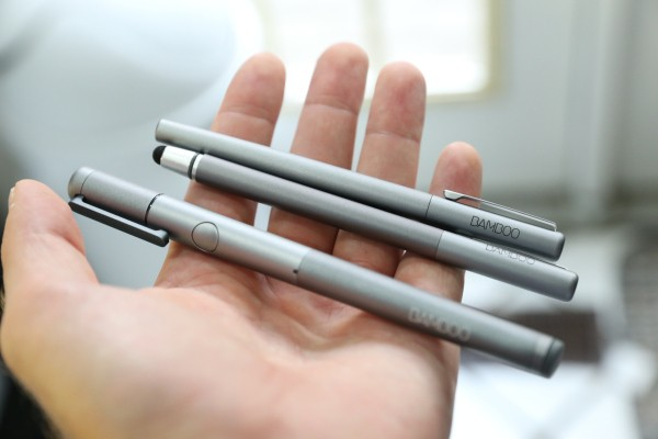 Wacom's New Stylus Series Offers A Digital Pen For Every Scribbler, Sketcher And Note-Taker