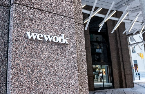 WeWork acquires Waltz, an app that lets users access different spaces with a single credential