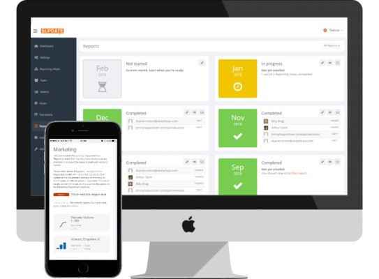 Crowdcube acquires business reporting software Supdate