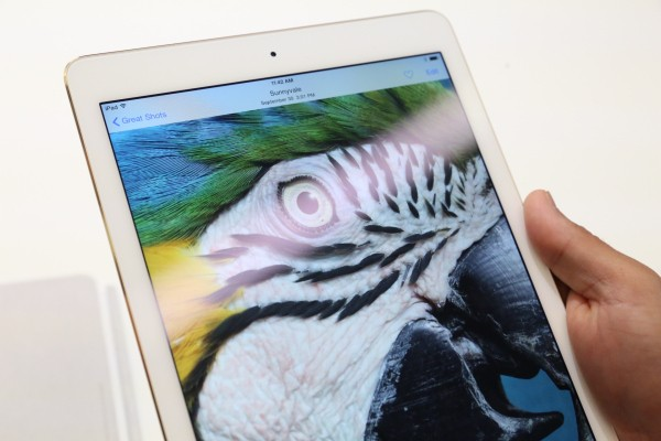 Apple Patents Using iPhones And iPads As Input Devices For Creative Desktop Apps