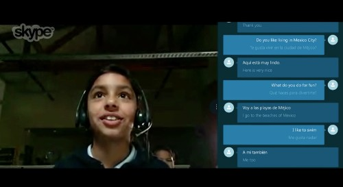 Skype Translator Preview Going Live Today