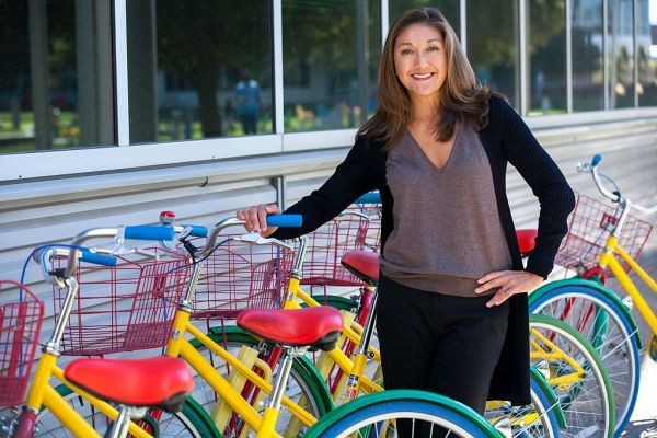 Google's head of diversity is leaving the company