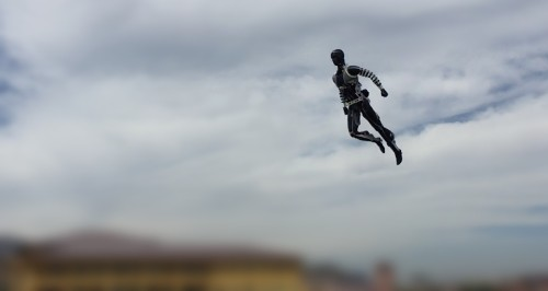 Disney Imagineering has created autonomous robot stunt doubles