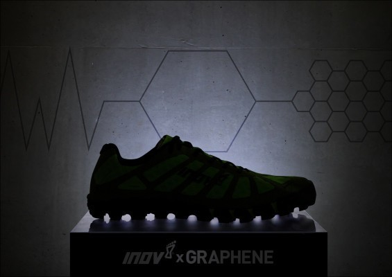 Graphene running shoes will hit the market next year
