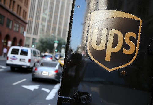 UPS bets on blockchain as the future of the trillion-dollar shipping industry
