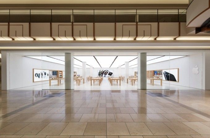 Apple confirms its plans to close retail stores in the patent troll-favored Eastern District of Texas