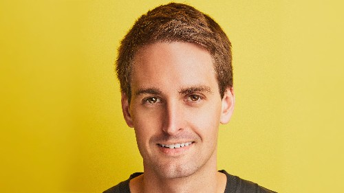 Snapchat CEO Evan Spiegel will reappear at Disrupt SF