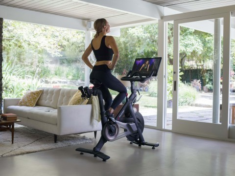 Peloton hit with $150 million music licensing suit