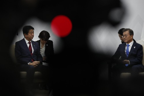 W(hy)TF are Japan and South Korea in a trade war?