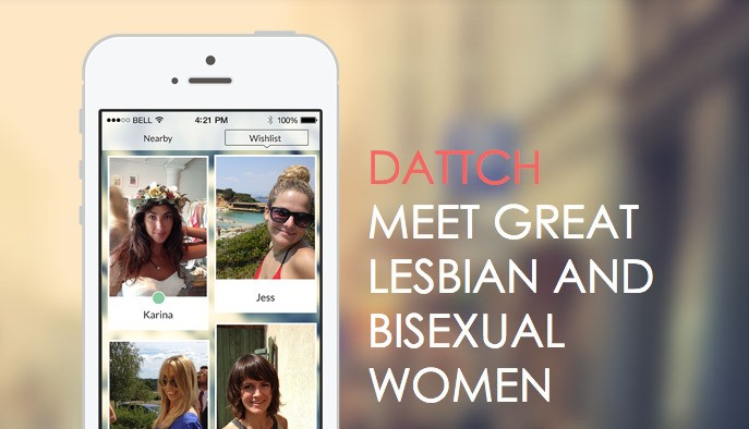 Dattch Lesbian Dating App Launches On Android, Expands Into New York