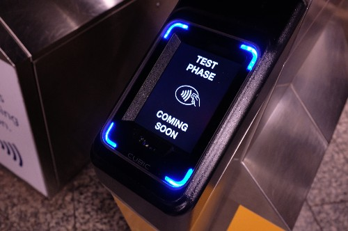Fitbit Pay will also work with NYC's subway turnstiles
