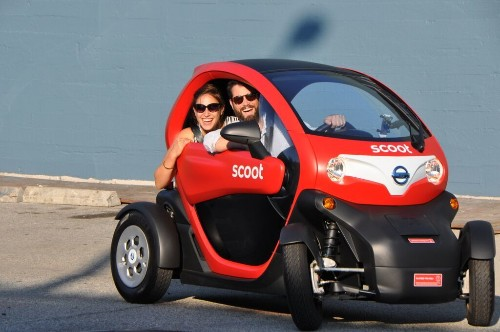 Scoot Unleashes New Four-Wheeler Quad Cars On San Francisco Streets