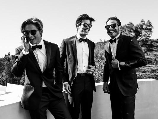 Black Tux Raises $2.6M So You Can Rent That Suit And Tie
