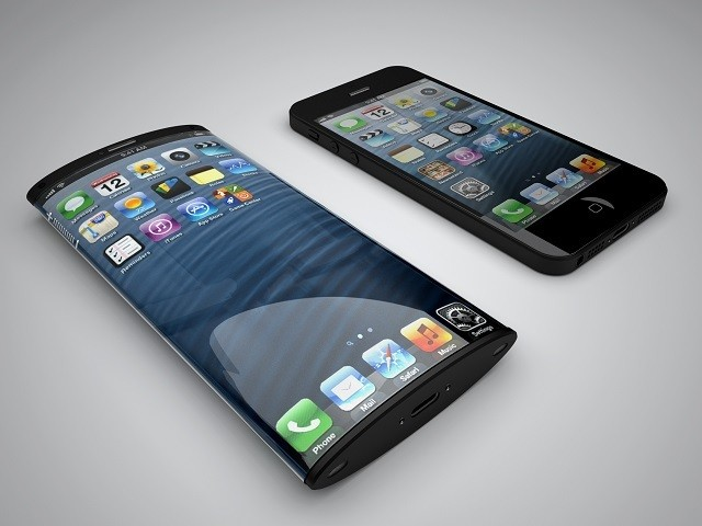 Apple Reportedly Developing Large Curved Screen iPhones For Late 2014, Better Touchscreen Sensors