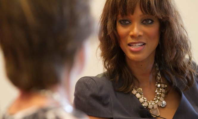 """Tyra Banks On Her New Startup And Why Every Woman Needs """"F-You"""" Money"""
